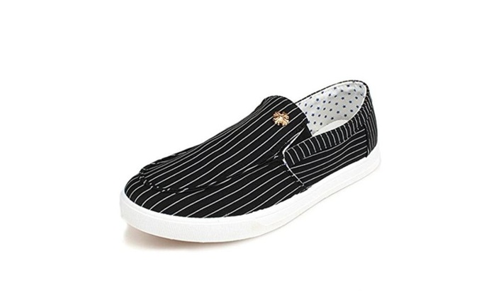 Men's Casual Fashionable Stripes Comfortable Outdoor Sport Shoes