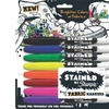Stained SN1779005 By Sharpie Fabric Marker 8-Color Set