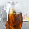 Classic Cuisine 96-Ounce Acrylic Pitcher with Fruit Infusion Tube