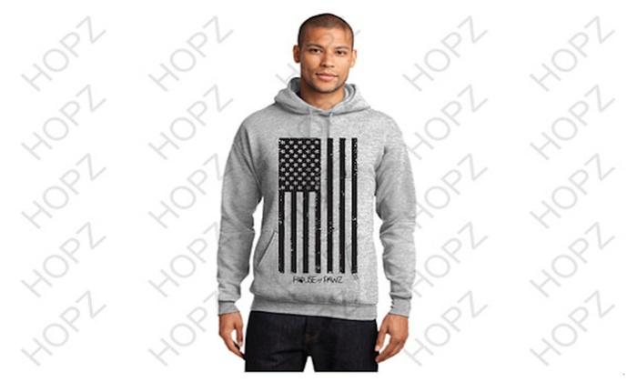 American Pawz Unisex Hoodie