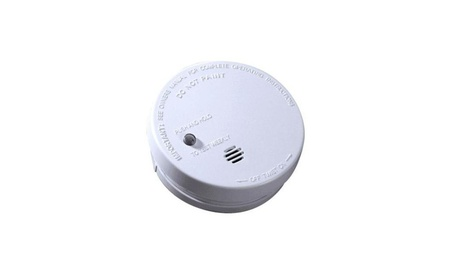 "Kidde I9040e Fire Sentry Battery Operated Smoke Alarm, White, 4"" 607e55df-2502-43e2-8c36-0f5f0bd13f7e"