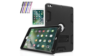 "Heavy Duty Protection Case for New iPad 9.7"" 5th 6th Generation 2018"