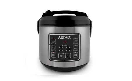 Aroma Housewares 20 Cup Cooked (10 cup uncooked) Digital Rice Cooker eddafe1d-8745-4e10-9777-158b06bbc776