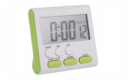 Multifunctional Practical Kitchen Timer Alarm Clock photo