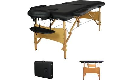 "84"" Portable Massage Table"