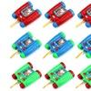12 VT Water Rings Binoculars Handheld Game (Colors May Vary)