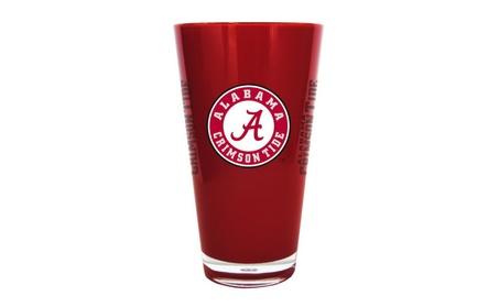Alabama Crimson Tide 20 oz Insulated Plastic Pint Glass 1ef228f0-96d6-4c3a-aa9d-2445676a6779