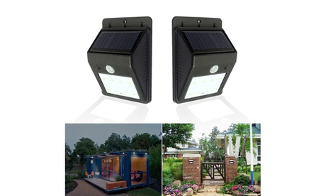 8 LED Waterproof Outdoor Wall Lamps c869c639-18aa-4003-9222-33968cc0ed68