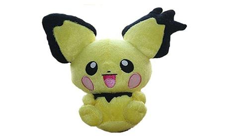 "Pokemon 8"" Plush Doll - Pichu 7e6b9f49-0933-4a06-a422-cad731b3ab9f"