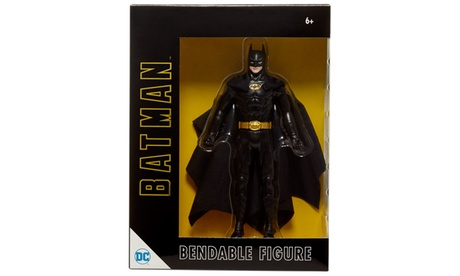 Michael Keaton Batman (1989) Bendable Figure dcf41474-dcd0-4026-908e-b0ed74d2b7f7