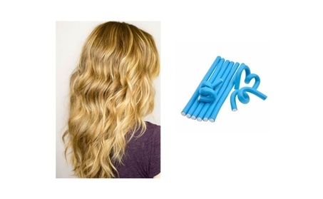 Navy Blue Styling Tools Hair Rollers Soft Bigoudis Hair Styling Tools ce9f22d7-680b-44e1-bbae-f44b108d3ad3