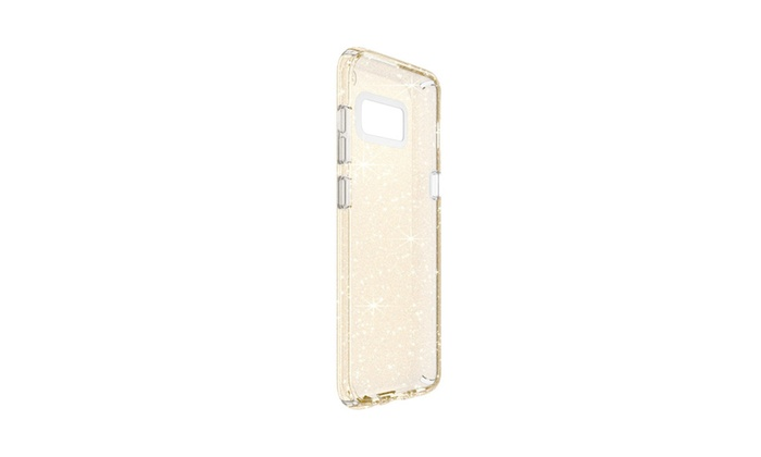 Speck Products Cell Phone Case For Samsung Galaxy S8 Clear