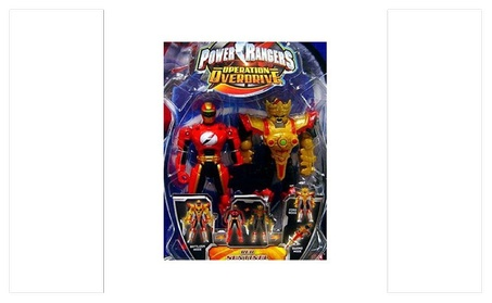 Power Rangers Operation Overdrive 5-Inch Mach Morphin Power Ranger Act 122da240-237a-4b8c-94e6-8f97361a217a