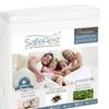 Hypo allergenic waterproof mattress protector