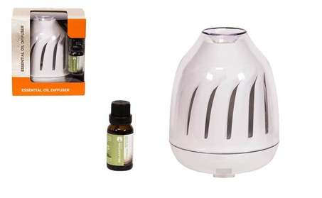 Excellent Essentilal Oil Diffuser With Free 15 ml Essential Oil Bottle d99bfca6-744e-4032-8353-003cd5337a5c