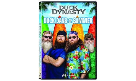 Duck Dynasty: Duck Days Of Summer (DVD) 869cc76a-4df0-4b4b-a504-594ff2bf72f2