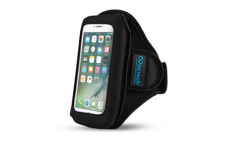 Naztech - Sports Armband Universal Design for all PDA s cf4b77a9-66eb-4e63-88e9-7fd1112f9b9f