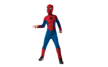 Morris Costumes RU880602LG Child Spiderman Reversible, Large c4af62f1-d018-4f5e-bea9-7531e1391aab