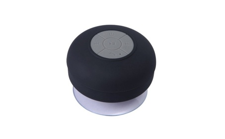 Wireless Bluetooth Waterproof Shower Speaker 9d468607-3111-4873-8a60-88e2f46bbedd