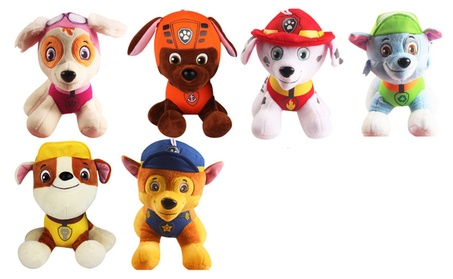 Cartoon Paw Patrol Plush Dog Toys Soft Puppy Stuffed Animal Doll Gifts 9d7d27bd-d0d0-4d00-a45f-3b5a298cd5e2