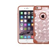 Insten Hard Crystal Tpu Case For Iphone 6 Plus 6s Plus Clear Orange
