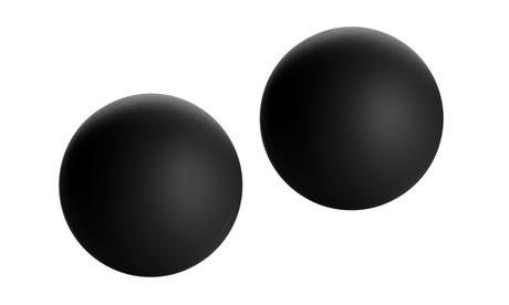 Marquis Velvety Ben Wa Balls - Black 9b02ee1c-ebec-4a1e-984e-f15be6ae1366