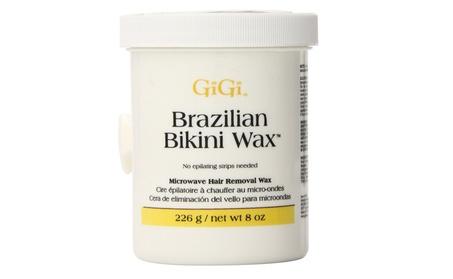 Gigi Brazilian Bikini Wax Microwave Formula, 8 Ounce 89dedffe-6cf7-442e-9724-8528f25010c7