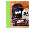 Backpack Story/Coloring Book and Toy Bundle