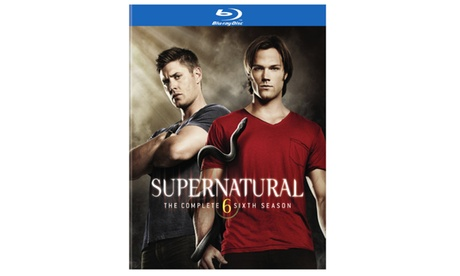 Supernatural: The Complete Sixth Season (Blu-Ray) fbcc0163-1ce1-421d-94ec-59355c504a40