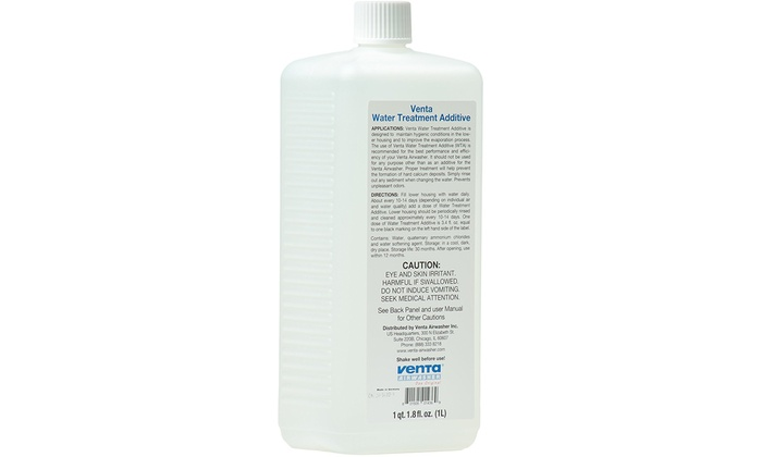 Venta Airwasher Water Treatment Additive 35 Oounce 2 Pack