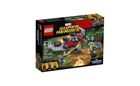 LEGO Marvel Super Heroes Ravager Attack 76079 Superhero Toy 068a773f-83f8-4570-9d9d-7dd0856b72ee