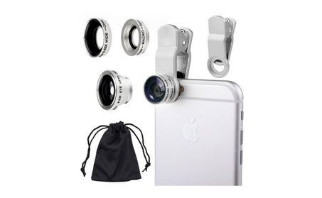 3in1 Universal Clip Fish Eye Lens from High Quality Glass 03ebfb35-01aa-4118-9905-9a9ac9e3e53d