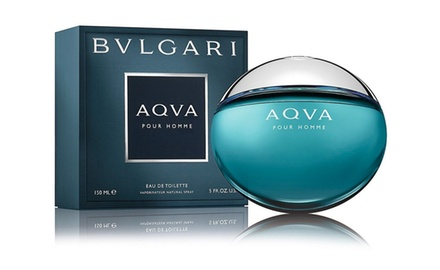 Bvlgari Aqva Pour Homme Toniq by Bvlgari Eau De Toilette 3.4 fi. oz. 100 ml. Spray