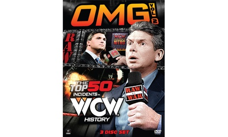 WWE: OMG! Vol 2 - The Top 50 Incidents in WCW History (3-Disc)(DVD) 469bc6f9-514c-47d8-8806-fcf68b9830a9