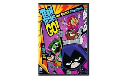 Teen Titans Go!: Couch Crusaders S1P2 (DVD) 2cb4b279-7554-41be-b3dd-a264e2ae6a0d