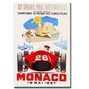 Monaco 1957 II Canvas Print 18 x 24