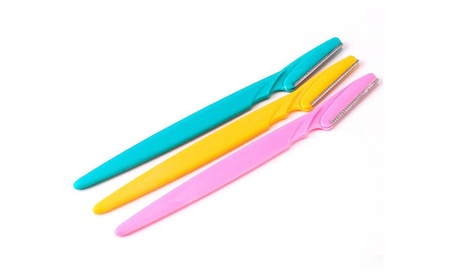 Quic, Easy to Use at Home Colorful Eyebrow Razors with Stainless Steel 34e77a0c-70d1-4cf6-af2e-4cca938a51a7