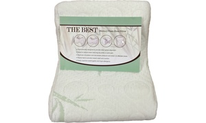 The Best Memory Foam Knee Pillow with Bamboo Cover