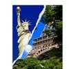 Philippe Hugonnard Eiffel Thank You Canvas Print