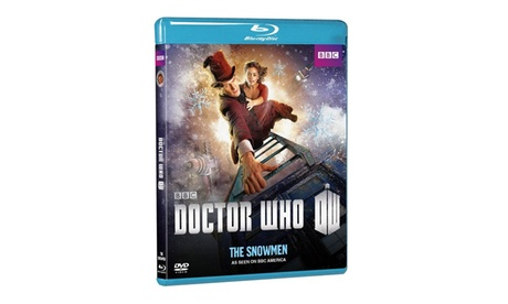 Doctor Who: The Snowmen (Blu-ray) 88d0cd04-46c6-49a7-95c1-84e2ae74233a