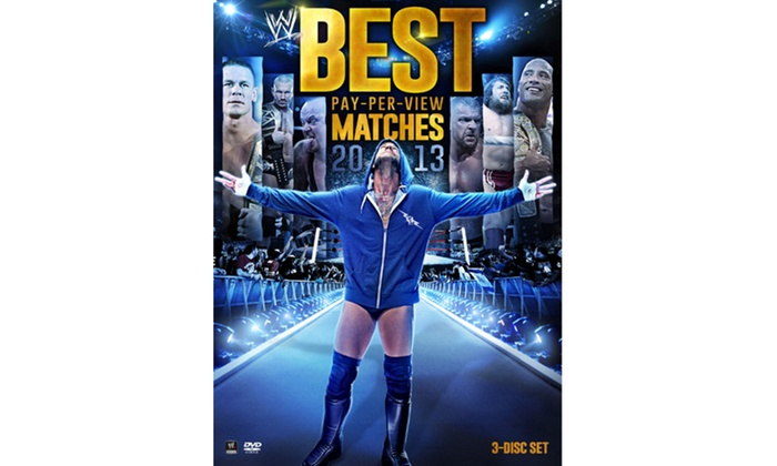 WWE: Best PPV Matches of 2013, The (3-Disc)(DVD)
