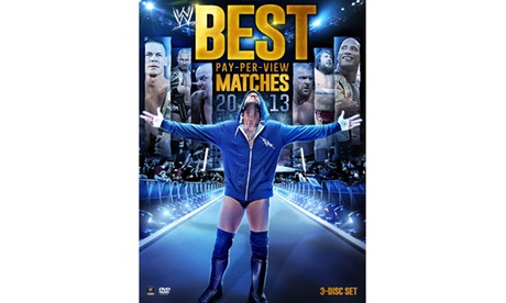 WWE: Best PPV Matches of 2013, The (3-Disc)(DVD) 49d451a7-2def-4c81-bb6f-eb82b6a066d6