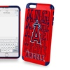 Los Angeles Angels Dual Hybrid Iphone 6/6S PLUS 2-Piece Cover - TPU