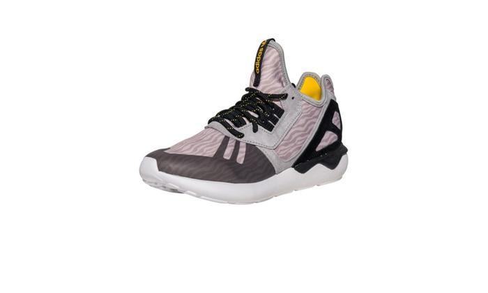 Adidas Originals Tubular Runner Mens US 10.1 Running Shoes Grey Black