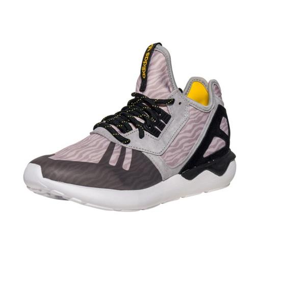 timeless design 70716 a0615 Adidas Originals Tubular Runner Mens US 10.1 Running Shoes Grey Black