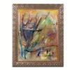 Shana Doumingez 'Bright Swoon' Ornate Framed Art