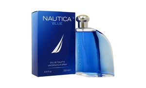 Nautica Blue by Nautica  for Men - 3.4 oz EDT Spray at Groupon Goods, plus 9.0% Cash Back from Ebates.