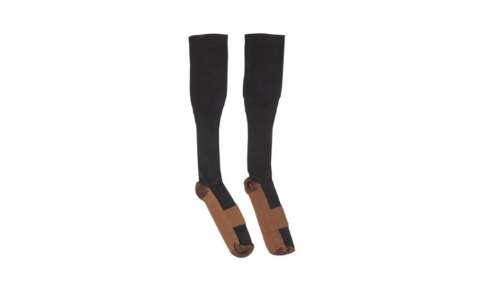 Comfortable Relief Soft Unisex Anti-Fatigue Compression Socks BH