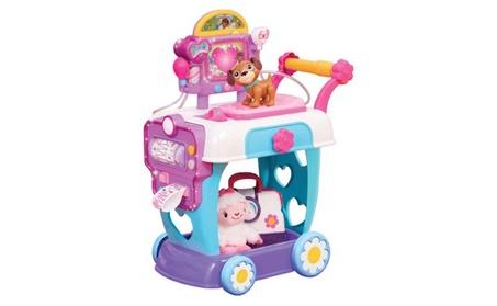 Disney Doc McStuffins Hospital Care Cart be58bac1-5b52-446e-a759-025b51dd41df