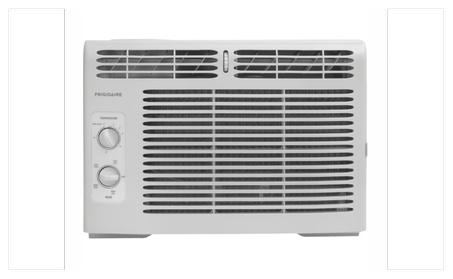 Frigidaire 5,000 BTU 115V Window-Mounted Mini-Compact Air Conditioner 9ad5985d-39f8-4ab1-8118-dd505ad31027
